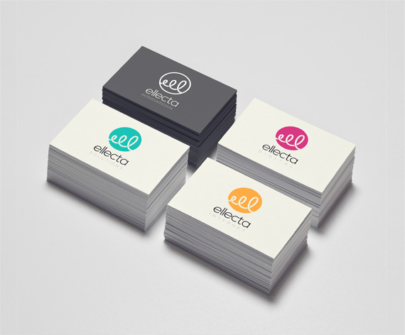 Cloudly Labs - Ellecta International - Business Cards